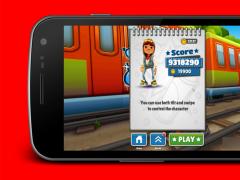 New Subway Surfers Tips Tricks 1.1.1 Screenshot