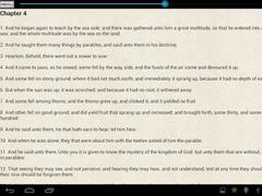 New Testament 1.2 Screenshot