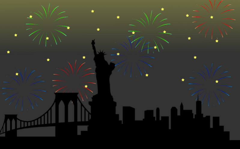 New Year 2019 Countdown Fireworks Live Free Download