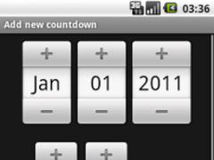 New Year Countdown 1.1 Screenshot