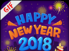 New Year GIF 2018 Collection 1.1 Screenshot