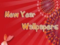 New Year Wallpaper ™ Pro 1.0 Screenshot