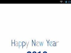 New Year Wishes 2016 1.2 Screenshot