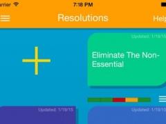 New Years Resolutions 2015 2.0 Screenshot
