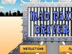 New York Mad Taxi Driver FREE 1.2 Screenshot
