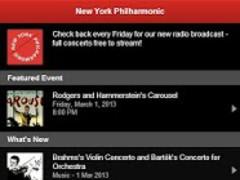 New York Philharmonic 1.70.00 Screenshot