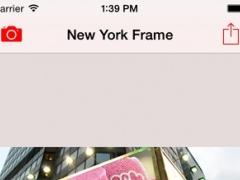 New York Photo Frames 1.0 Screenshot