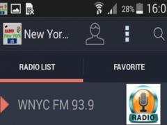 New York Radio - Stations 2 Screenshot