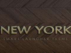 NEW YORK Smart Launcher Theme 2.21 Screenshot