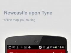 Newcastle upon Tyne Map 1.55 Screenshot