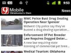 News 9 Oklahoma's Own 0.1.39 Screenshot