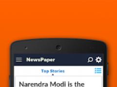 News Buzz - A news aggregator 1.2.2 Screenshot