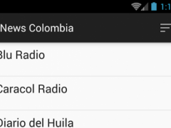 News Colombia 1.05 Screenshot