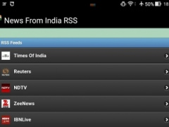 News From India RSS 1.25 Screenshot