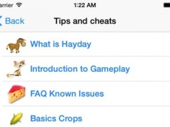 "News Guide for ""Hay Day"" 1.0 Screenshot"