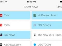 News Hub ! 1.0 Screenshot