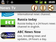 News Live TV 1.1 Screenshot