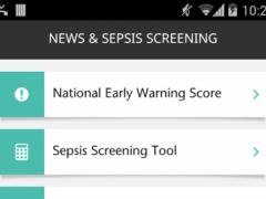 NEWS & SEPSIS SCREENING 1.0 Screenshot