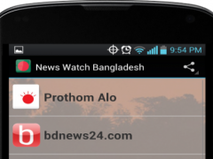 News Watch Bangladesh 1.0 Screenshot