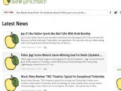 NewsFarmer Top RSS News Feeds 0.2 Screenshot