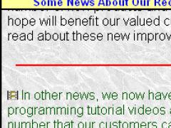 NewsKeeper 1.1 Screenshot