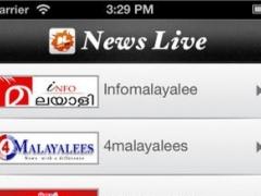 NewsLive - Read all newspapers 1.4 Screenshot