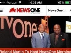 NewsOne Now 5.52.8 Screenshot
