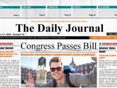 Newspaper Photo Frames New 1.0.1 Screenshot