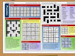 Newspaper Puzzle Challenge 1.0 Screenshot