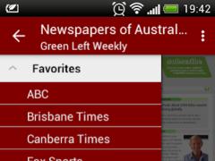 Australia Newspapers 1.7.3 Screenshot