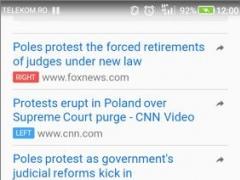 Review Screenshot - Crowdsourced News