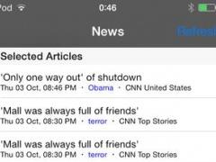NewsWatch+ 1.0 Screenshot