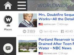 NewsWhip 3.0 Screenshot