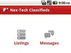 Nex-Tech Classifieds 1.9.0 Screenshot