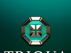 TRIQUA Next Launcher 3D Theme 4.65 Screenshot