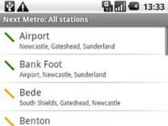 Next Metro 1.0 Screenshot