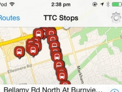Next Streetcar TTC 1.2 Screenshot