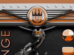 NEXT theme dragon orange 4.62 Screenshot