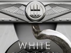 NEXT white snake theme 4.62 Screenshot