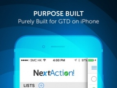 NextAction! - Pure GTD Task Manager 4.2 Screenshot
