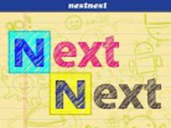 NextNext - number touch game 1.0 Screenshot