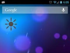 Nexus Flashlight Widget 5 Screenshot
