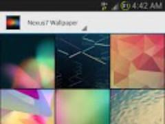 Nexus 7 Wallpapers 2.2 Screenshot