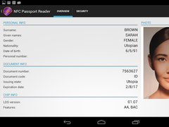 NFC Passport Reader 2 0 8 Free Download