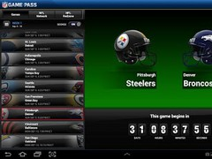 NFL Game Pass for Tablet 3.0107 Screenshot