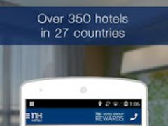 NH Hotel Group–Book your hotel 4.0.3 Screenshot