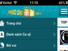 Nhac cho - nhạc chờ 1.0.2 Screenshot