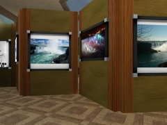 niagara falls hotel Screensaver 1.0 Screenshot