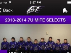 Niagara Jr. Purple Eagles 4.3.1 Screenshot
