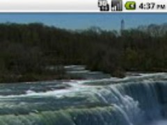 Niagara waterfall 1.4.9 Screenshot